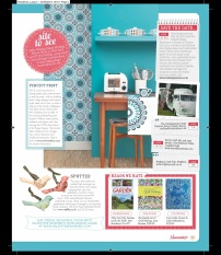 Homemaker Magazine, June 2013