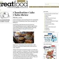 Great Food Magazine 2011