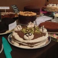 Clandestine Cake Club at Chocolate Alchemy 1