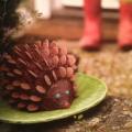Mocha Hedgehog Cake (Harry the Hedgehog) Helen Ferguson