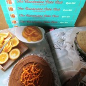 Chocolate Orange Disaster Cake, Rachel Baxter
