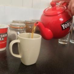 Yorkshire Tea, spot on.